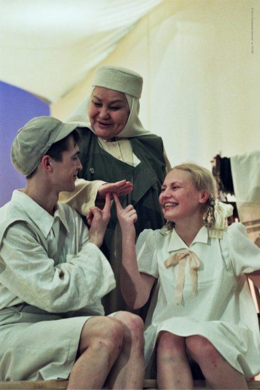 Молодёжный театр выступит на книжной выставке в Москве