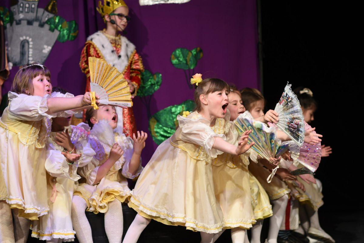 Студия детского мюзикла Гульшат Гайсиной приглашает на показ спектакля «Бременские музыканты»