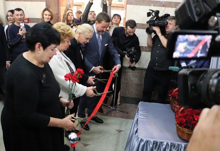 В Уфе открыли мемориальные доски Иосифу Кобзону и Андрею Дементьеву