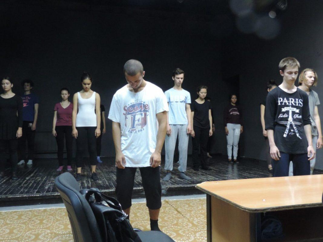 В УГИИ набрали актёрский курс для Молодёжного театра
