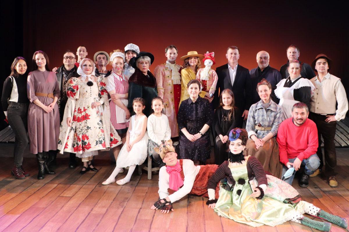 С 18 по 25 марта в Уфе проходит «Театральный декадник»