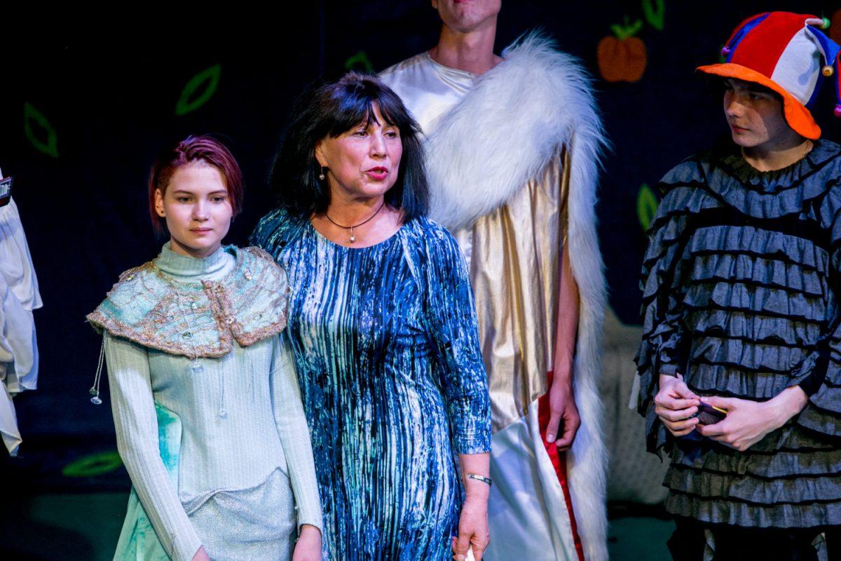 Детские студии Молодёжного театра объявляют набор