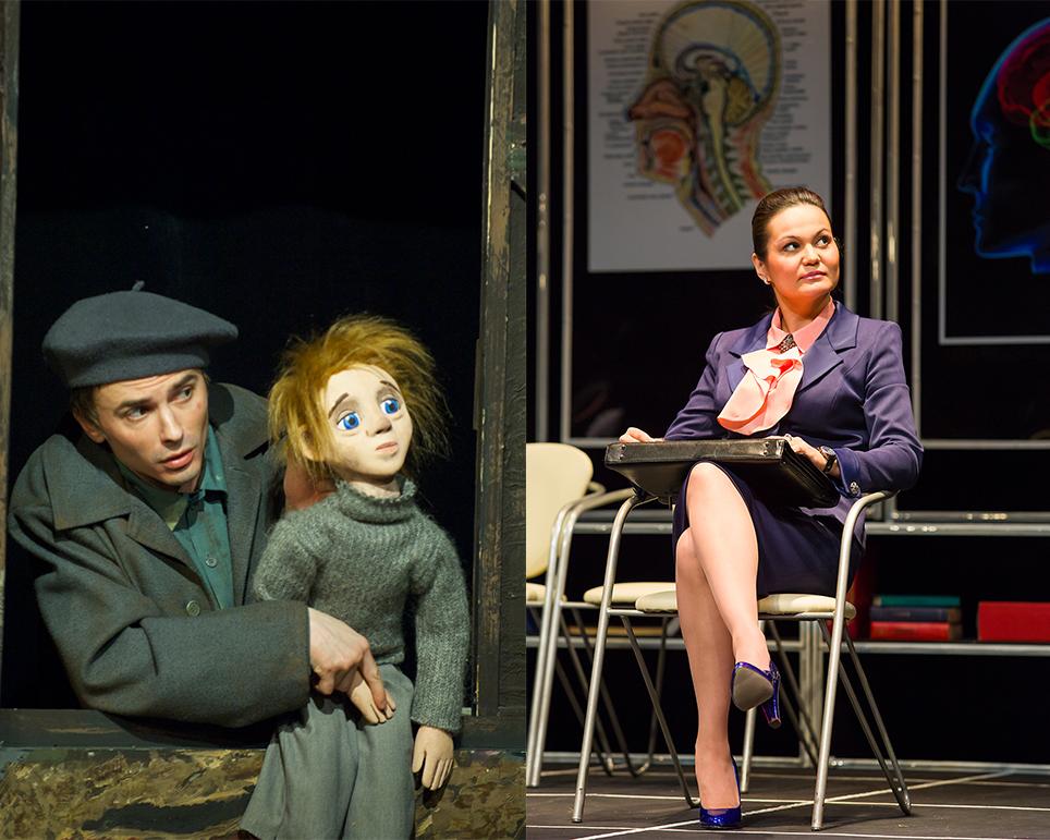 Артисты Молодёжного театра получили Благодарственные письма от Министерства культуры РБ