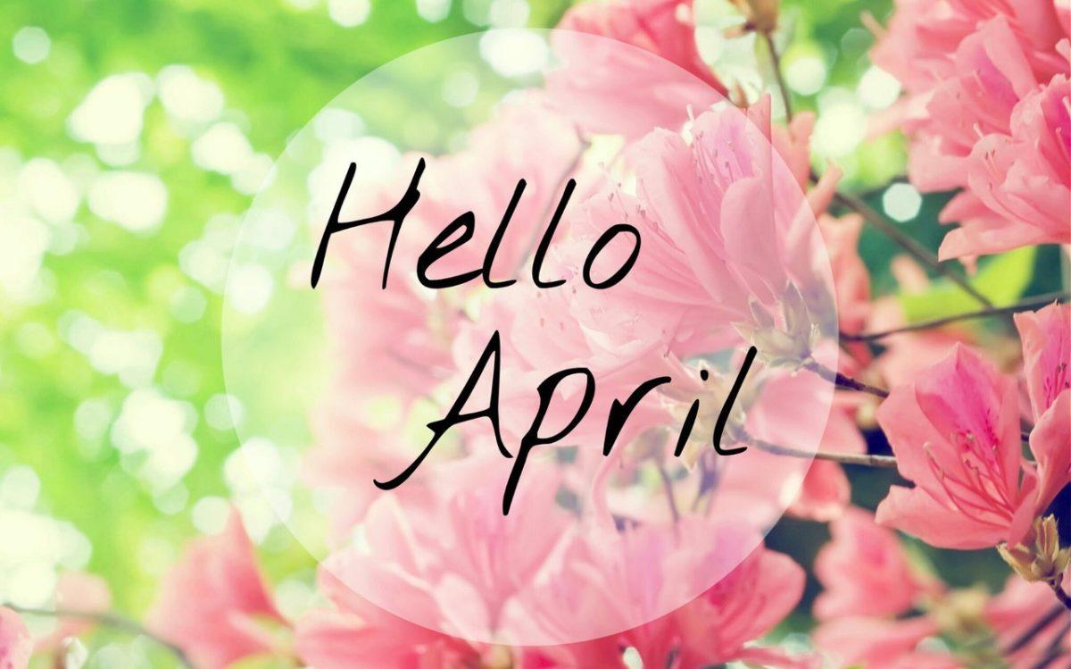 Репертуар на апрель