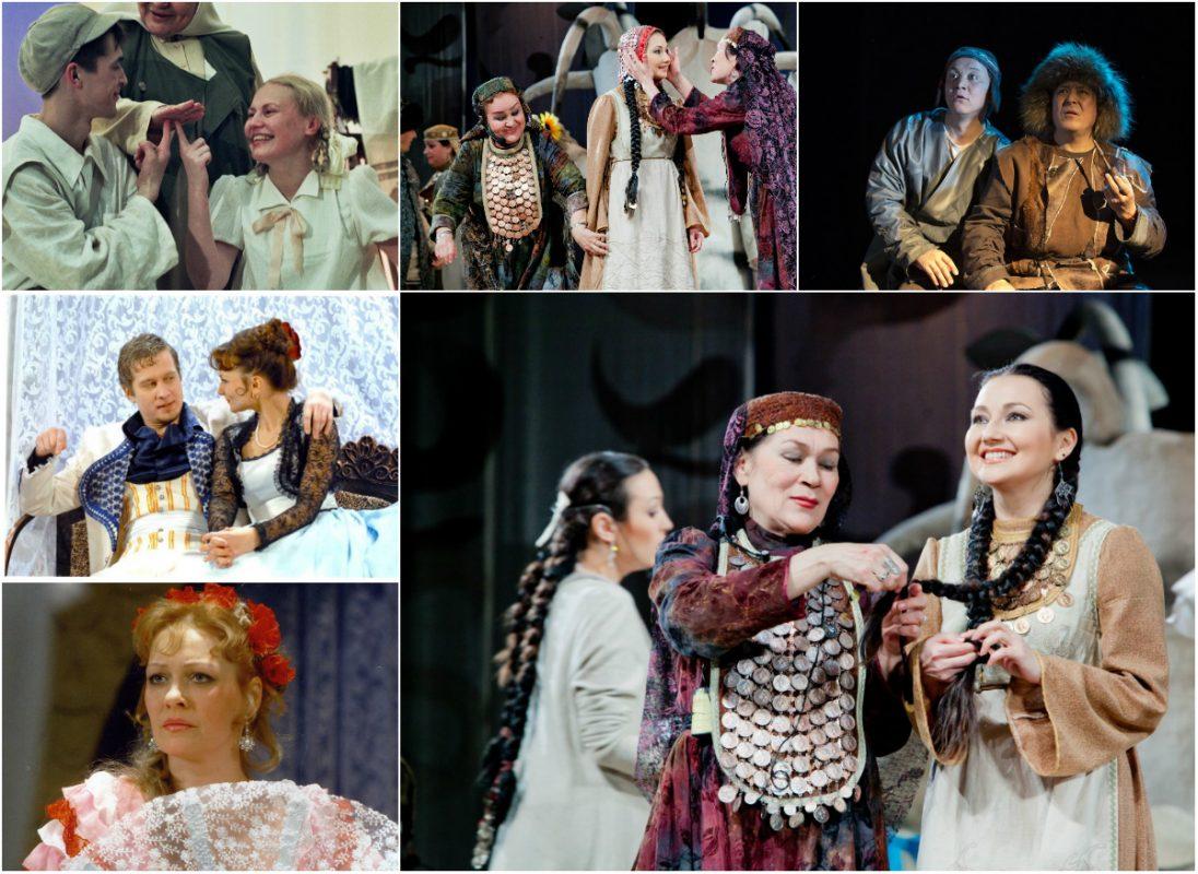 Любителей театра Молодежка ждет в июле