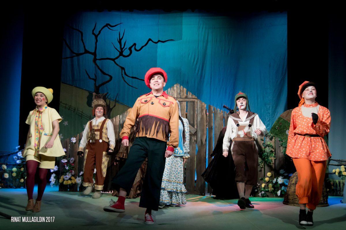 Гастроли Молодежного театра к 100-летию Мустая Карима проходят в районах Башкирии