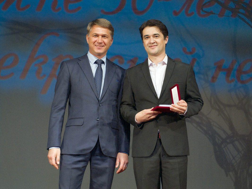 Национальный молодежный театр открыл XXXI театральный сезон!