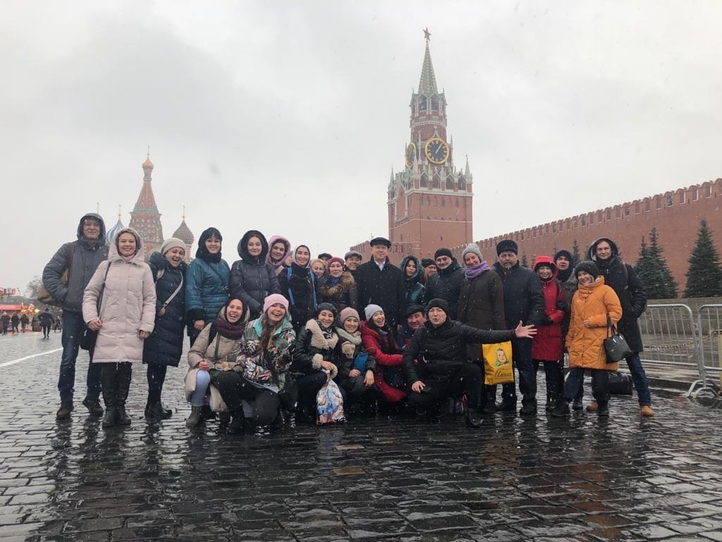 В Москве завершились гастроли Национального Молодёжного театра РБ им. Мустая Карима